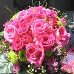 We can create fresh bouquets or silk decor to fit your every need